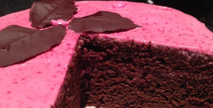 Chocolade Bieten taart